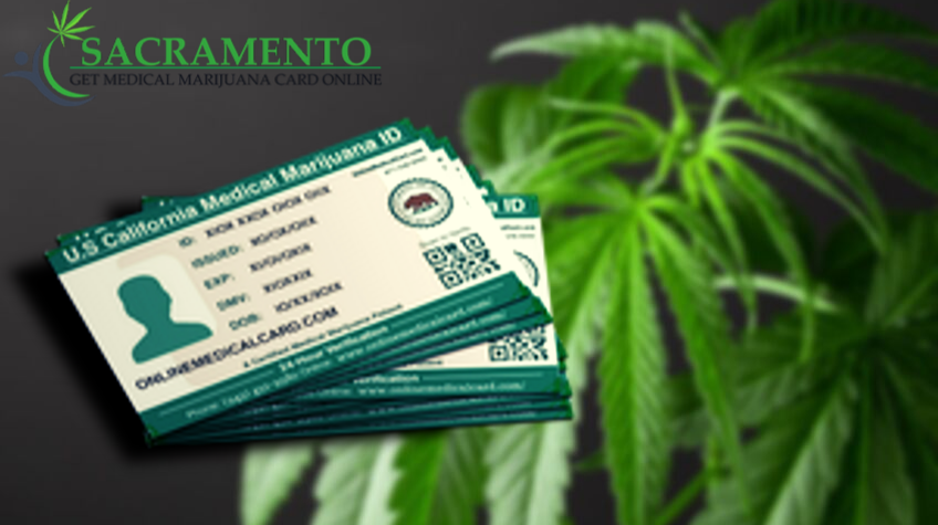 Medical Marijuana Card Sacramento