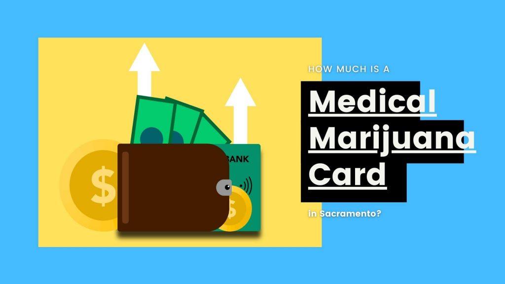 how much is a medical marijuana card